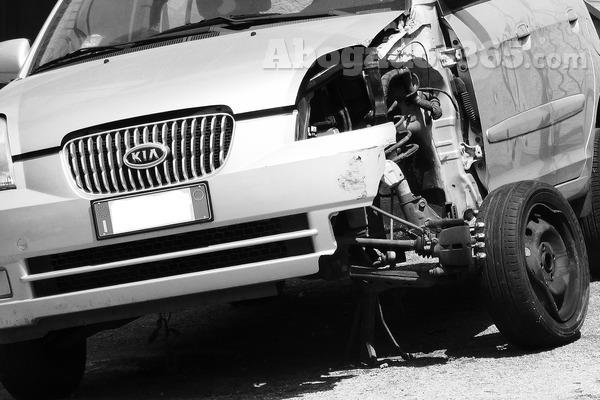 He tenido un accidente de tráfico: ¿qué hago?