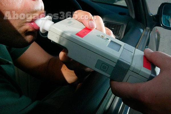 Conducir con una tasa inferior a 0,60 mlg/l puede ser delito