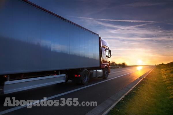 ¿Dónde deben de realizar el descanso semanal los transportistas?