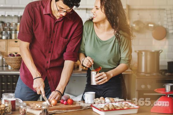 La convivencia con una nueva pareja en el domicilio familiar
