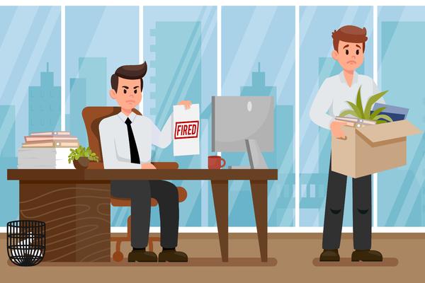 El despido improcedente, el procedente y el nulo: ¿cobraré indemnización?