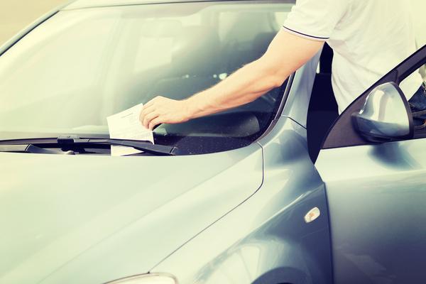 ¿Cómo recurrir multas de tráfico?