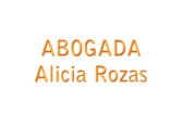 Alicia Rozas Bello Abogada