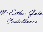 Mª Esther Galán Castellanos