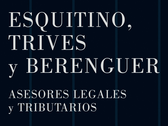 ESQUITINO, TRIVES Y BERENGUER