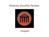 Antonio Gordillo Perales