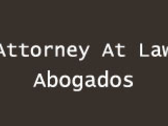 Attorney At Law-Abogados